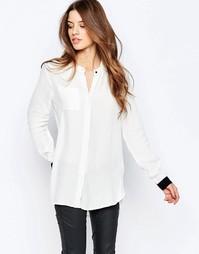 Рубашка с длинными рукавами Y.A.S Gaga - Белый