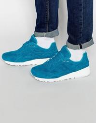 Синие кроссовки Saucony Shadow 6000 S70222-5 - Синий