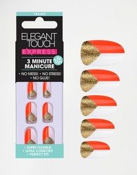 Накладные ногти Elegant Touch Express Trend - Drama - Drama