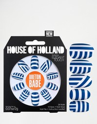 Накладные ногти House Of Holland By Elegant Touch - Breton Babe
