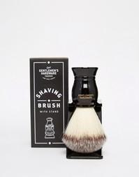 Кисть для бритья Gentlemen's Hardware - Мульти