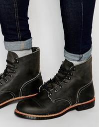 Ботинки Red Wing Iron Ranger - Черный