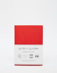 Блокнот Grids & Guides - Мульти Gifts