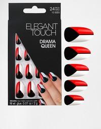Ногти Elegant Touch Drama Queen - Drama queen