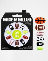 Стикеры для ногтей House Of Holland By Elegant Touch - Gym Bag