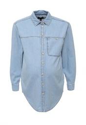 Рубашка джинсовая Topshop Maternity