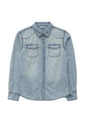 Рубашка джинсовая Blukids