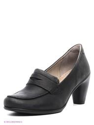 Черные Туфли ECCO