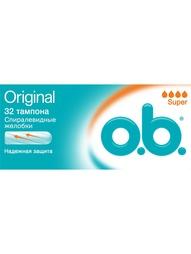 Тампоны гигиенические o.b.