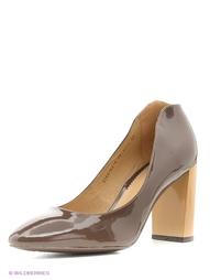 Коричневые Туфли Lisette