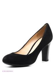 Черные Туфли GEOX