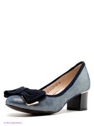 Синие Туфли Francesco Donni