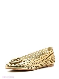 Золотистые Туфли INARIO