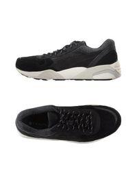 Низкие кеды и кроссовки Stampd X Puma