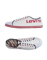 Низкие кеды и кроссовки Levi's RED TAB