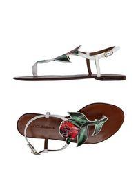 Вьетнамки Dolce &; Gabbana
