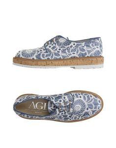 Обувь на шнурках AGL Attilio Giusti Leombruni
