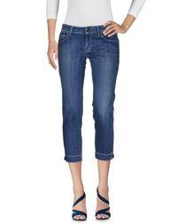 Джинсовые брюки-капри FAY