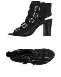 Черные Полусапоги и высокие ботинки LemarÉ