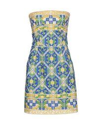 Короткое платье Dolce &; Gabbana