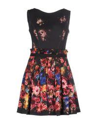 Короткое платье Morgano
