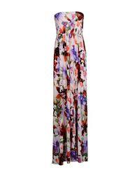 Длинное платье Giorgia &; Johns