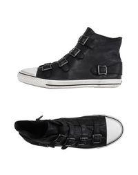 Высокие кеды и кроссовки ASH