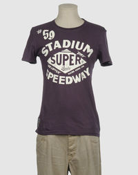 Футболка с короткими рукавами Superdry