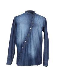 Джинсовая рубашка Loft1