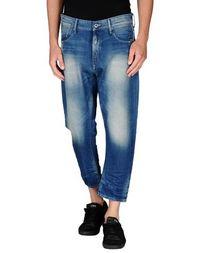 Джинсовые брюки-капри G Star