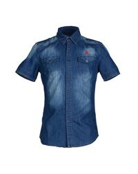 Джинсовая рубашка Usa.Jeans.Sport