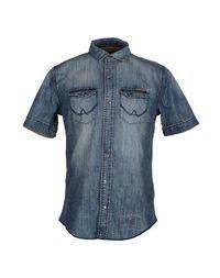 Джинсовая рубашка Superdry