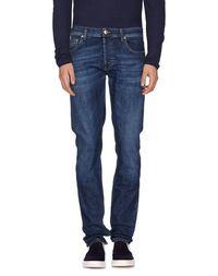 Джинсовые брюки Alexander Mcqueen