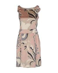 Короткое платье Veronica Damiani