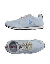 Низкие кеды и кроссовки U.S.Polo Assn.