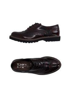 Обувь на шнурках Divine Follie