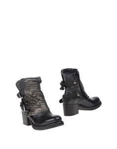 Черные Полусапоги и высокие ботинки Ovye' BY Cristina Lucchi