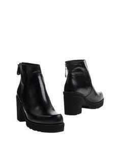 Черные Полусапоги и высокие ботинки Palomitas BY Paloma BarcelÓ