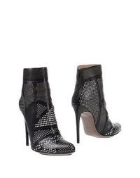 Черные Полусапоги и высокие ботинки Ixos