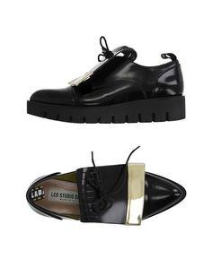 Обувь на шнурках LEO Studio Design