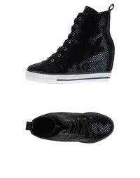 Высокие кеды и кроссовки Silvian Heach