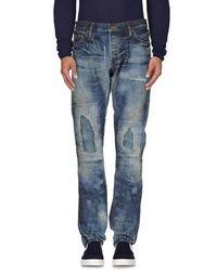 Джинсовые брюки Prps Noir