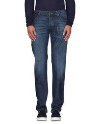 Джинсовые брюки Master Coat