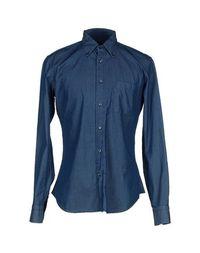 Джинсовая рубашка Allegri