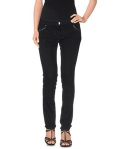 Джинсовые брюки Blugirl Folies