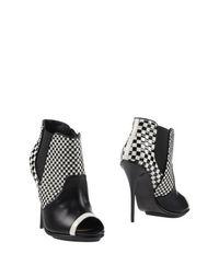 Черные Полусапоги и высокие ботинки GX BY Gwen Stefani