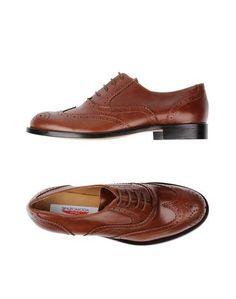 Обувь на шнурках Spaziomoda