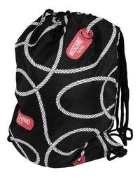 Рюкзаки и сумки на пояс Moschino Underwear