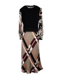Платье длиной 3/4 Mariagrazia Panizzi