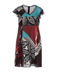 Короткое платье Caractere